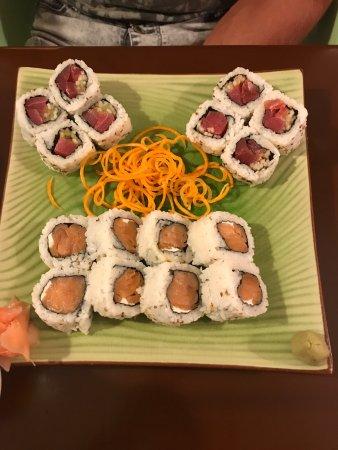 tatami sushi bar: Schöne Sushi Bar. Essen sehr lecker, aber es dauert etwas. Man sollte genug Zeit mitbringen.