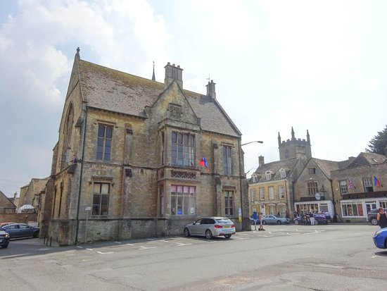 Stow-on-the-Wold, UK: Photogenic village