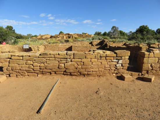 Mesa Verde National Park, CO: Pipe Shrine House