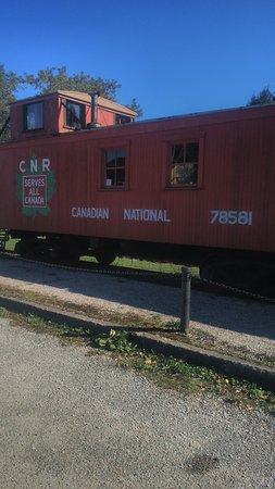 Owen Sound, كندا: Owen Sound Marine-Rail Museum