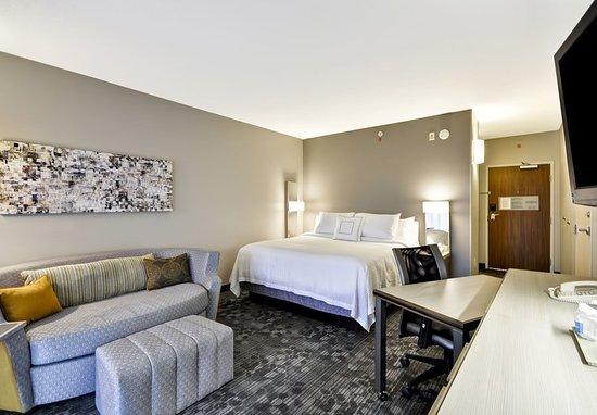 Dalton, Gürcistan: King Guest Room - Sofa Bed
