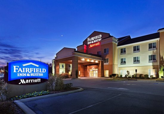 Fairfield Inn & Suites Chattanooga South/East Ridge: Exterior