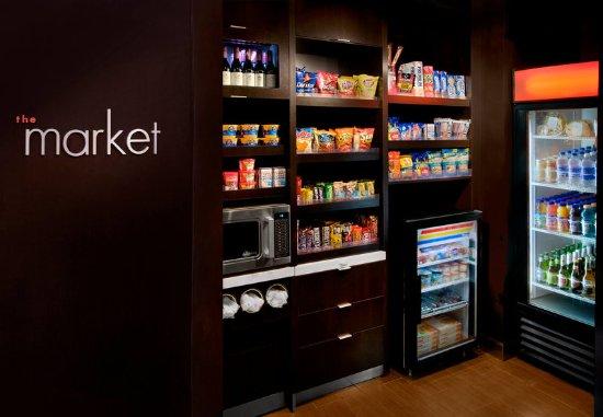 Wayne, Pensilvanya: The Market