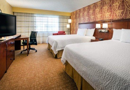 Hacienda Heights, แคลิฟอร์เนีย: Queen/Queen Guest Room