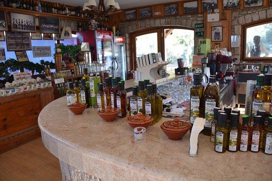 Embonas, Greece: Магазин