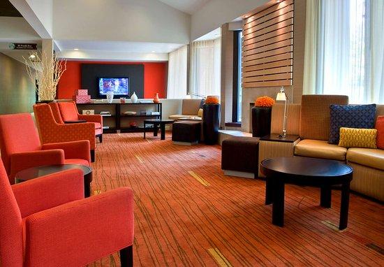 Stoughton, MA: Lobby Seating Area