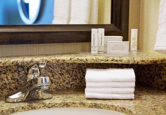 Natick, MA: Guest Bathroom Vanity