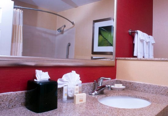 Middlebury, Vermont: Guest Room Bathroom