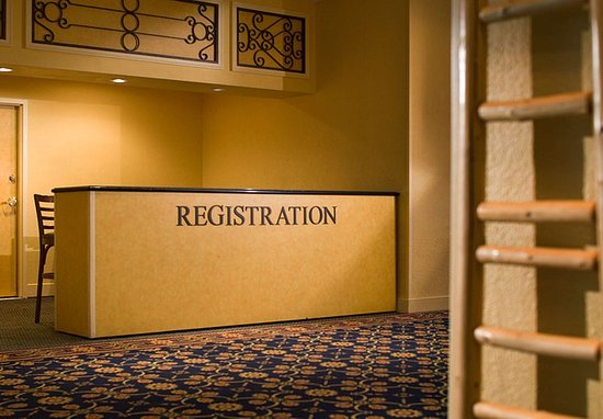 Albuquerque Marriott: Conference Registration Desk