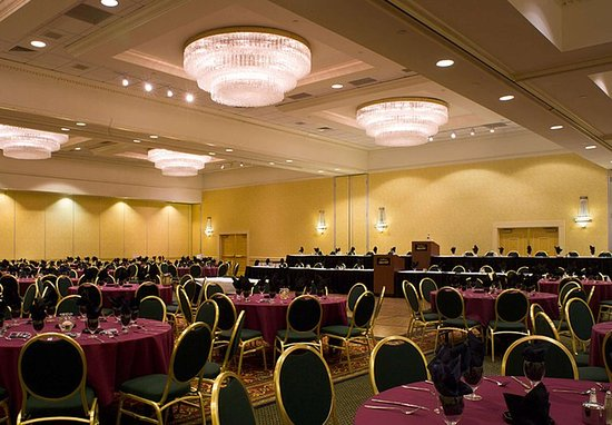 Albuquerque Marriott: Grand Ballroom