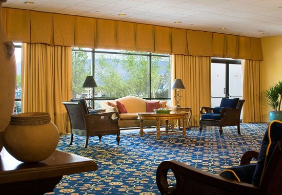 Albuquerque Marriott: Pre-Function Area