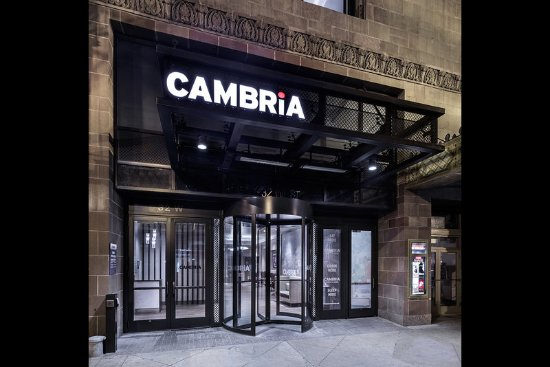 Cambria Hotel And Suites Chicago Theatre District