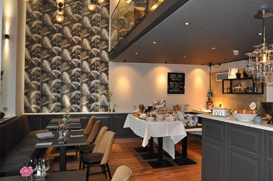 Clarion Collection Hotel Norre Park: Restaurant