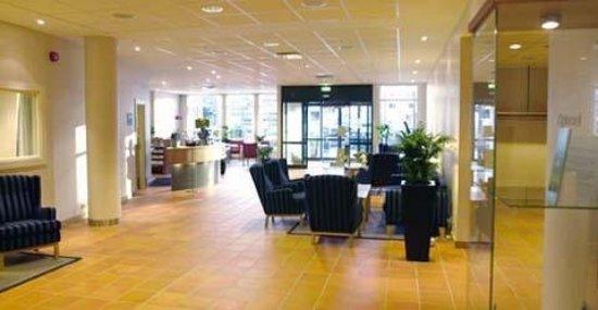 Clarion Collection Hotel Bryggeparken: Lobby