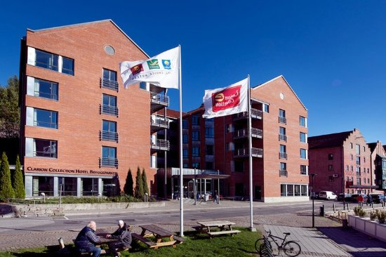 Clarion Collection Hotel Bryggeparken: Exterior