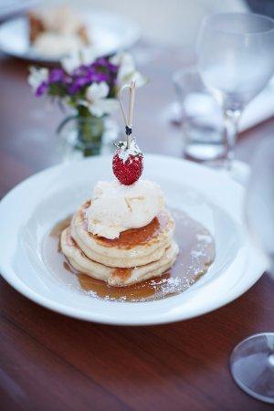 Swan Hill, Australië: Buttermilk Pancakes