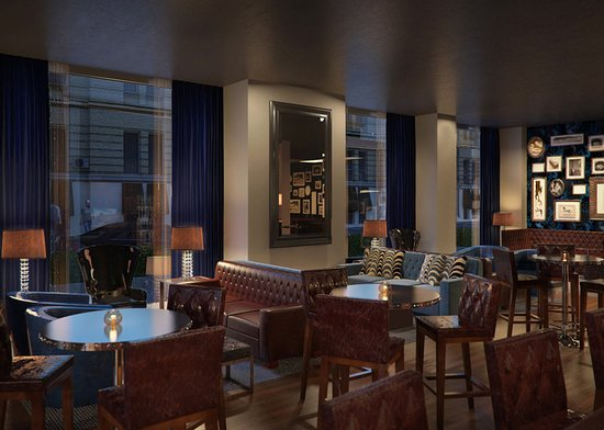 W New York: Whiskey Blue - Rendering