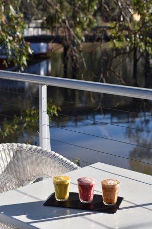 Swan Hill, Australië: Flavoured Lattes