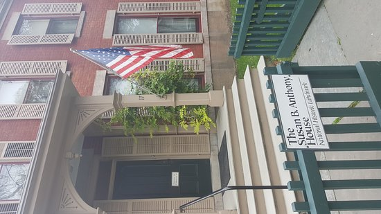 National Susan B. Anthony Museum & House: 20171014_112739_large.jpg