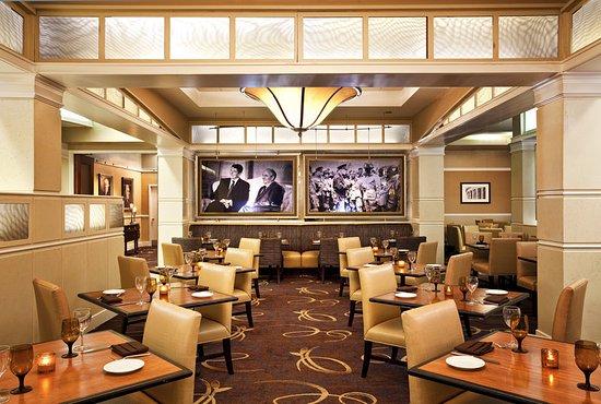 Sheraton Pentagon City Hotel: Potomac Restaurant and Lounge