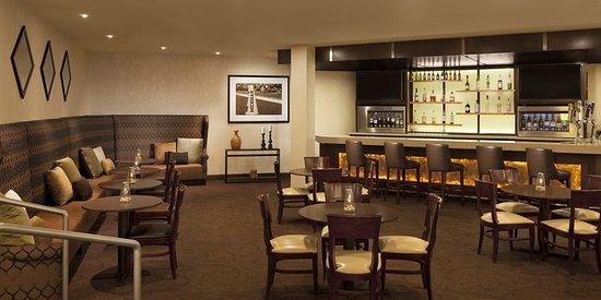 Sheraton Ann Arbor Hotel: Lounge