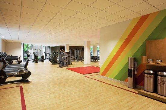 Tysons Corner, VA: Sheraton Fitness