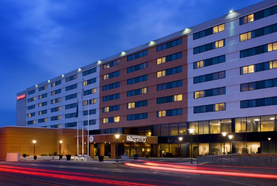Sheraton Hartford Hotel at Bradley Airport: Exterior