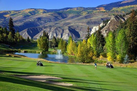 Avon, CO: Beaver Creek Golf Club