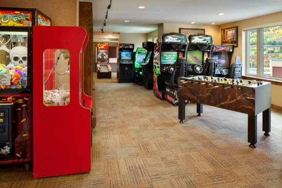 Avon, CO: Gaming Zone