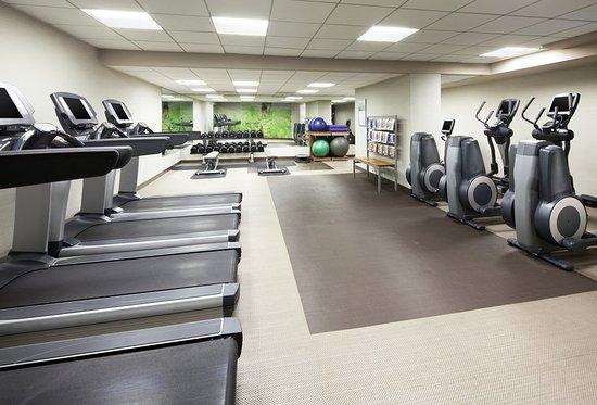 Милбрэй, Калифорния: WestinWORKOUT Fitness Studio