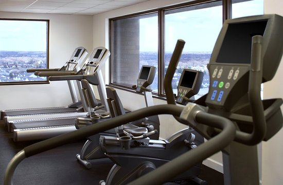 Itasca, IL: Fitness Center