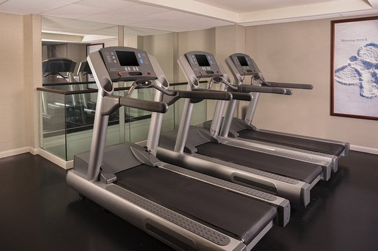 Morristown, NJ: Westin WorkOUT