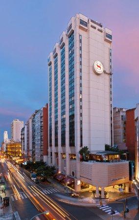 Sheraton Libertador Hotel: Exterior
