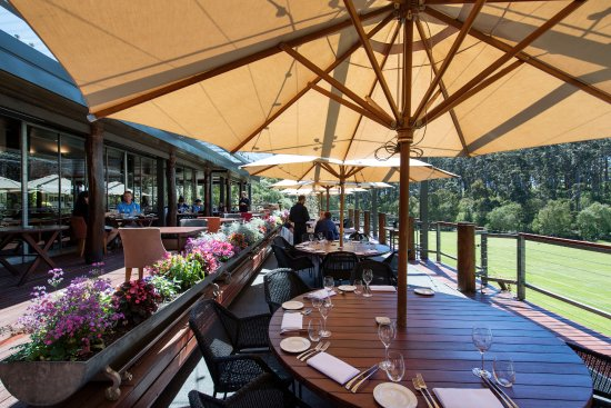 Río Margaret, Australia: Leeuwin Estate Alfresco Dining