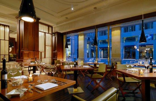 The Westin Grand Berlin: Restaurant Relish