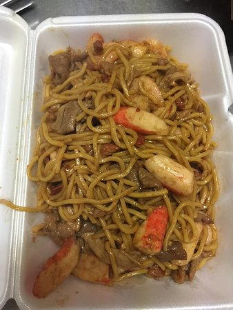 Chinese Food In Euclid