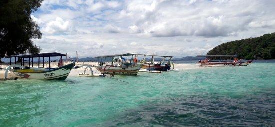Kuta, Indonésie : Gili Nanggu