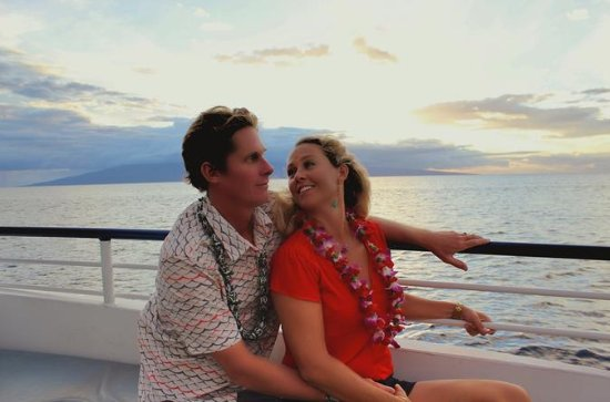 2-Hour Lahaina Sunset Dinner Cruise...