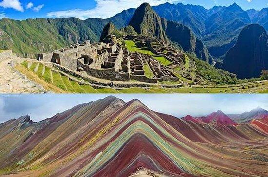 8 días: Machu Picchu, Rainbow Mountain...