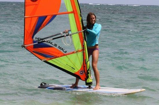 Windsurfen Unterricht