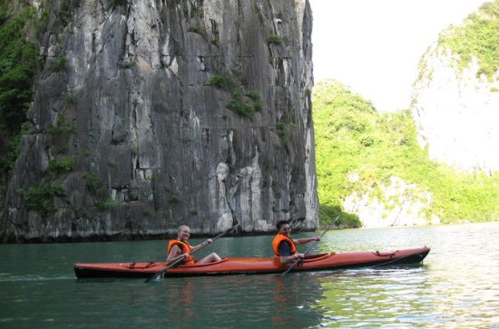 SPECTACULAR HA LONG BAY 2-DAY ON...