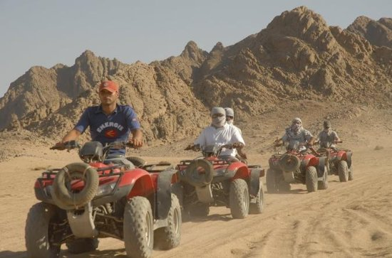 quad à Sharm El Sheikh