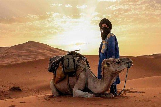 desert tour from Fez to Fez 3 days...