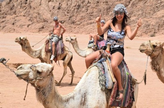 Sharm El Sheikh Desert Adventure (5X1)