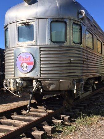 Colorado Railroad Museum: First Class Travel