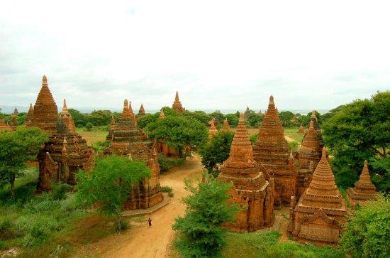 Escape privado de Bagan 4 días y 3...