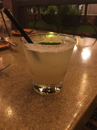 Gilbert, AZ: Margaritas are tasty but tacos were blah. I made the mistake of ordering two different tacos bot