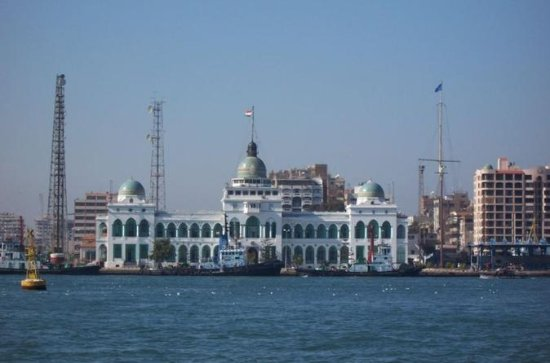 Cairo Overnight Tour de Port a dit