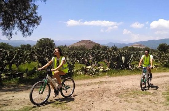 TEOTIHUACAN BIKE TOUR AND LUNCH