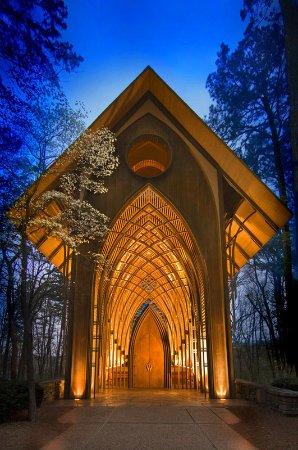 Rogers, AR: Mildred B Cooper Chapel